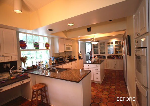 Kitchen Remodeling Chicago Concept Prepossessing An Open Concept Kitchen Remodel For A Chicago Home  Chicago Home . Design Ideas