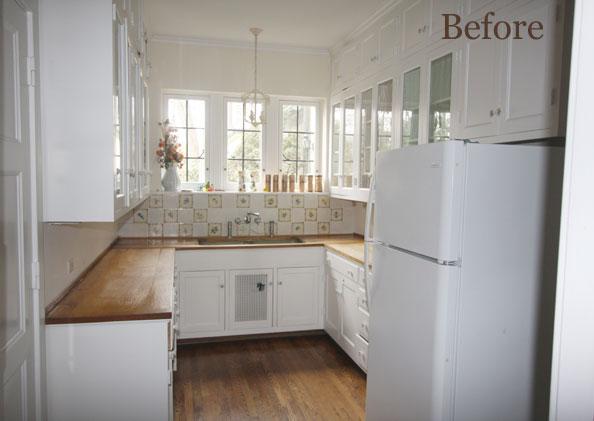 white-open-concept-kitchen-before